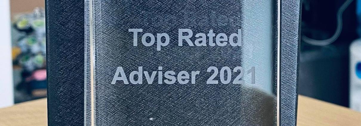 Top Rate Adviser 2021 Kate Gannon